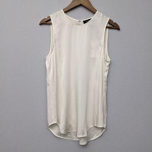 Theory Silk Stretch Sleeveless blouse M